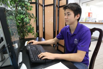 Camp Zama's summer hire program offers work experience, paycheck for motivated teens