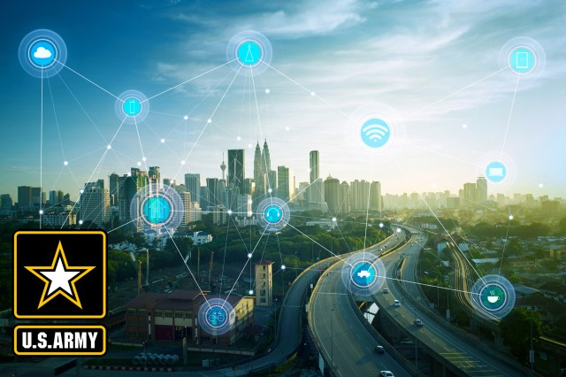 Army researchers investigate how the internet of things could complement the capabilities of military assets in urban operations.