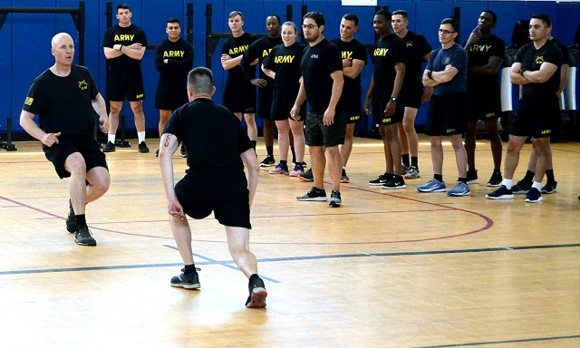 Tactical Strength and Conditioning Practitioners Course