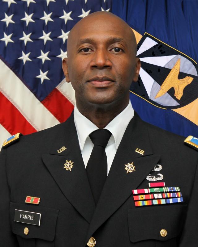 Col. Terrece B. Harris, Chief of Staff, Combat Capabilities Development Command