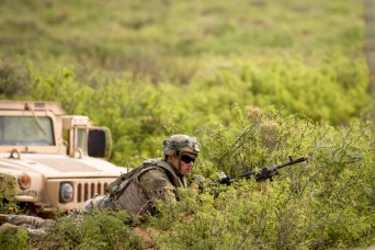 Agile and lethal: Teamwork is key for artillery Soldiers