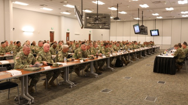 Sustainment leaders discuss future of force