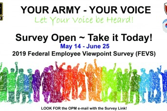 Annual employee survey takes the pulse of federal workforce