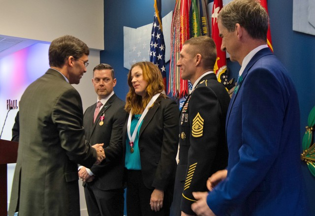 2018 DoD Recognition for Advancing Primary Prevention award