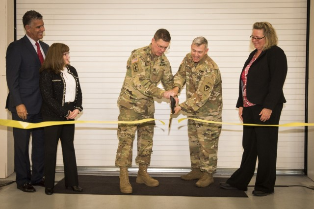 RIA-JMTC Additive Manufacturing Center of Excellence marks initial operating capability with ribbon cutting