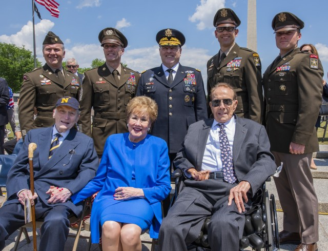 Former Sen. Dole, a decorated WWII veteran, promoted to colonel