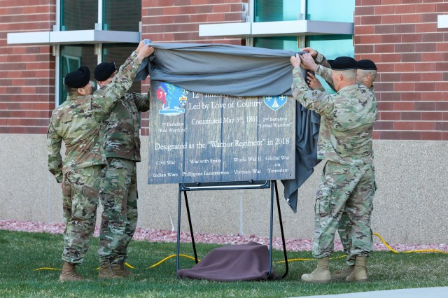 Soldiers celebrate 158 years - Infantry regiment highlights legacy