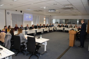 Romanian Students Study Regional Security at Marshall Center's Special Seminar