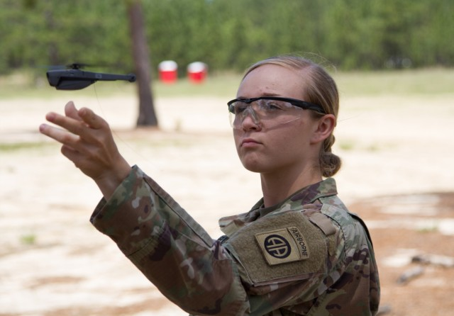 PEO Soldier fields U.S. Army's first personal Unmanned Aerial System