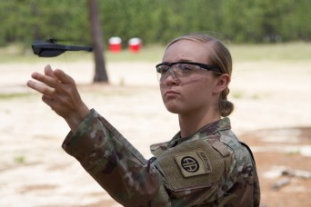 Soldiers train with Army's first personal Unmanned Aerial System
