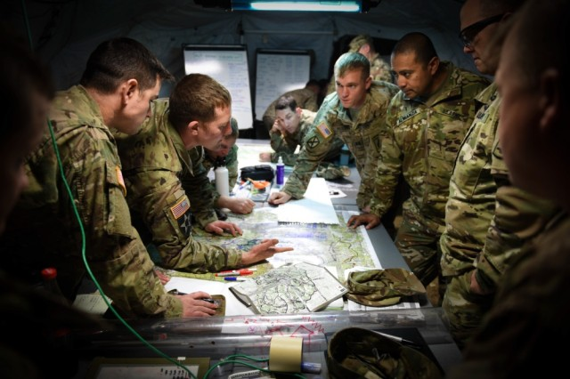 The C5ISR Center is exploring the extent to which emerging artificial intelligence and machine learning capabilities can be complementary to commanders and their staff during the planning, preparation and execution of their missions.