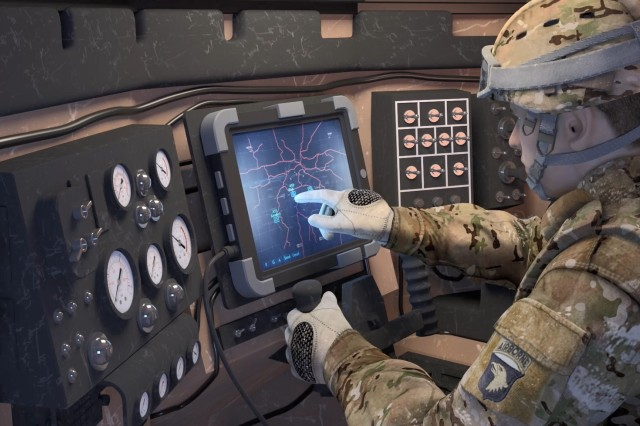 CoRS will be an important component of the Army's Next-Generation Combat Vehicle project, as it will enable more efficient control of multiple robotic assets, while providing their data in a manner that does not overwhelm the Soldier who is operating them.