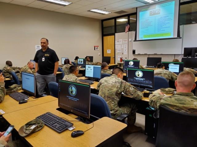 Unit Training Management at DTMS best practices