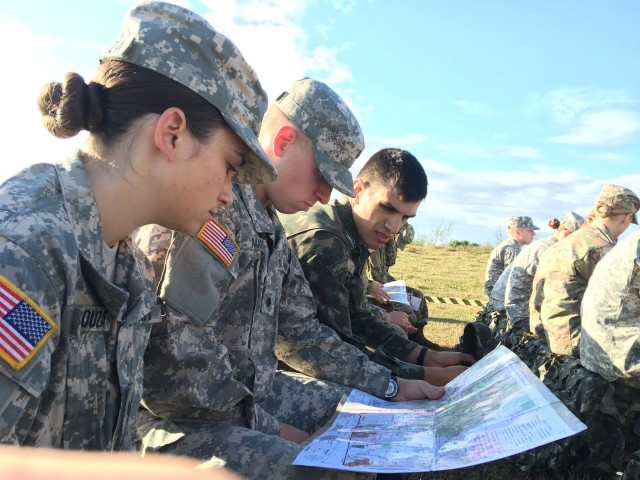 Program builds positive military to military relationships