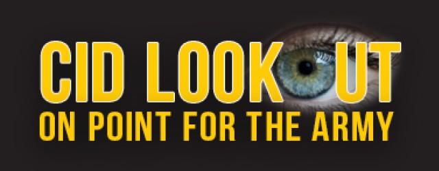 CID Lookout logo