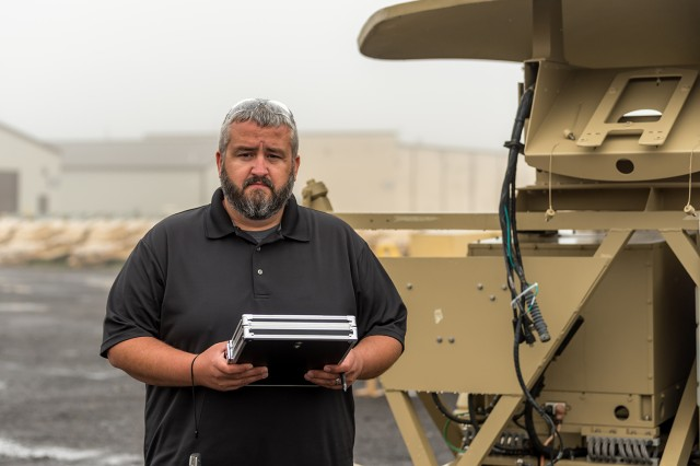 General Equipment Mechanic Leader Steven Perrego is the Tobyhanna Army Depot Employee of the Quarter for the second quarter, senior category. He is assigned to the Systems Integration and Support Directorate's C4ISR Finishing Division.