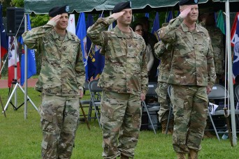 Former AFRICOM surgeon takes command of LRMC