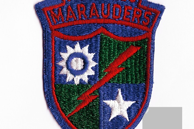 Shoulder patch for Merrill's Marauders