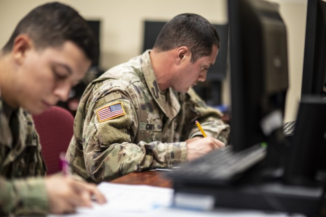 Self-Directed Credentialing Assistance has been added to the Army Credentialing Program.  The voluntary program allows Soldiers to pursue civilian credentials, licenses, and certifications to enhance skills in an area outside their military occupational specialty or branch.  All eligible officers, warrant officers, noncommissioned officers, and enlisted soldiers can take advantage of CA.