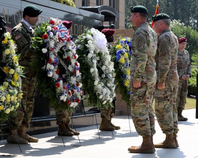 USASOC Special Operations Fallen Soldier Memorial
