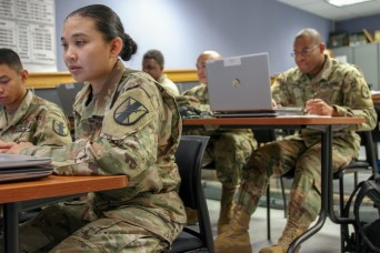 8th TSC and 19th ESC enhance theater readiness with logistics training team