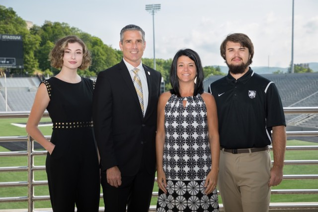 Mike Buddie was officially announced as the new athletics director at the U.S. Military Academy May 31 by West Point Superintendent Lt. Gen. Darryl A. Williams.