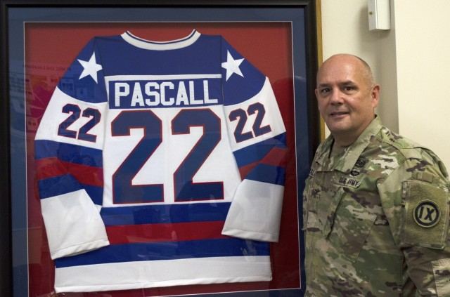 Why I Serve: Army Col. hangs up ice skates to serve his country