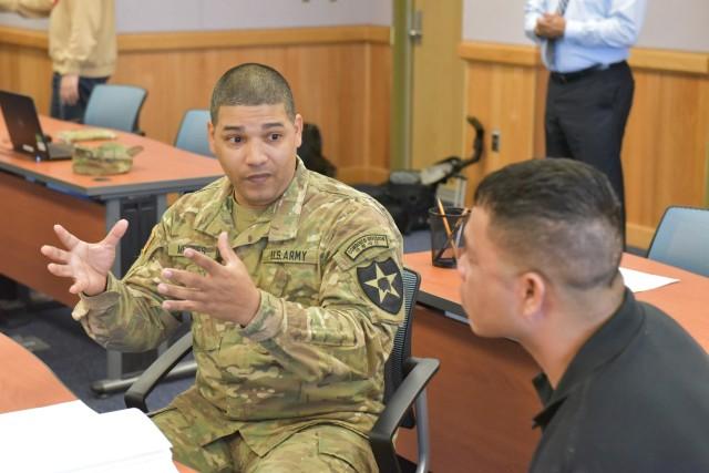 SFL --TAP programs for veterans entering civilian workforce