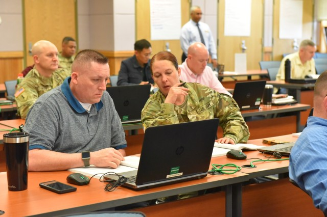 The SFL - TAP prepares Soldiers, who are transitioning out of the military into civilian careers, by providing multiple services including resume-building, job searching, and interview skill development.