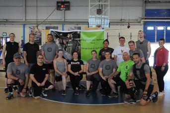 """Benelux community pays special tribute to the fallen with """"The Murph Challenge"""""""