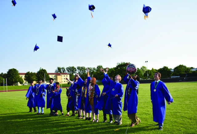 Ansbach High School graduates 13 in the class of 2019