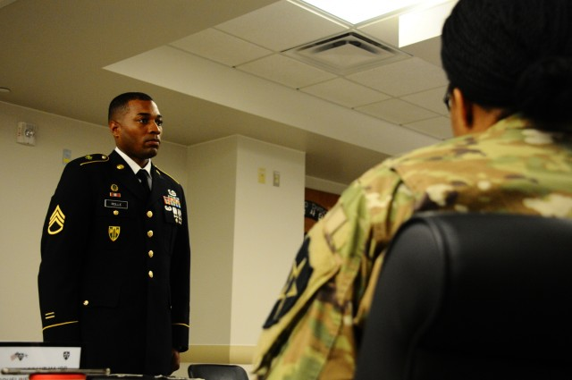 2ID/RUCD Soldiers take the Sgt. Audie Murphy Club Challenge