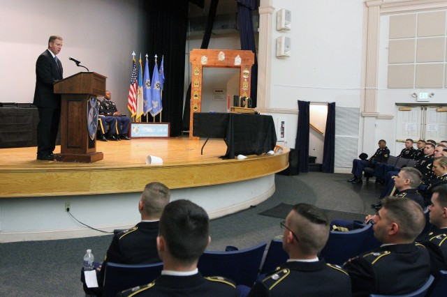 SMA Preston keynote remarks at the 780 MI BDE NCO Induction Ceremony