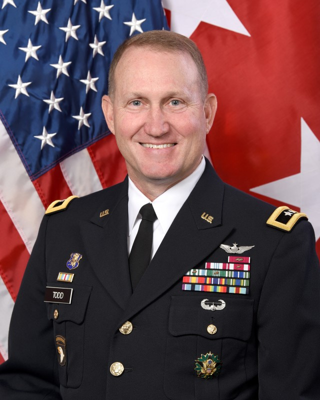 Major General Thomas H. Todd, III