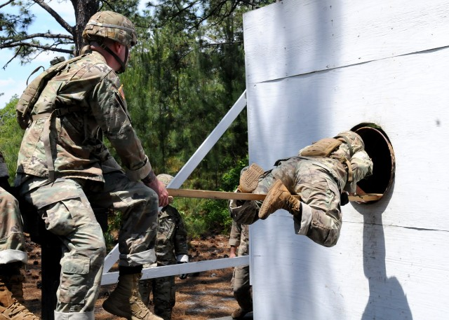 Security Force Assistance Command Assessment and Selection Course