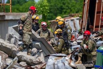 Indiana National Guard promotes interoperability at United Front VIII