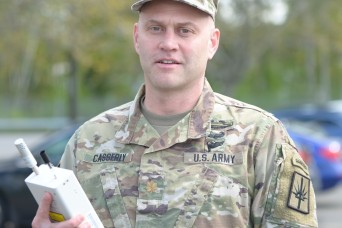 National Guard officer honored for academic excellence