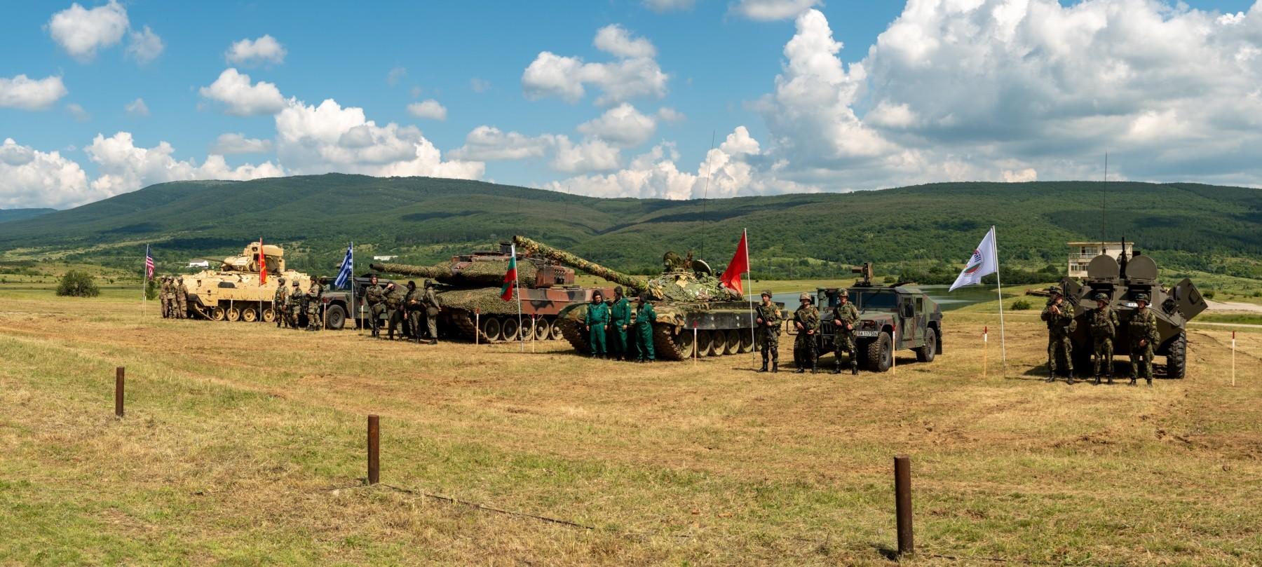 Bulgarian-hosted exercise STRIKE BACK 19 kicks off at Novo