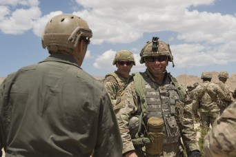 Grounded: Idaho pilots land to work with Idaho Soldiers