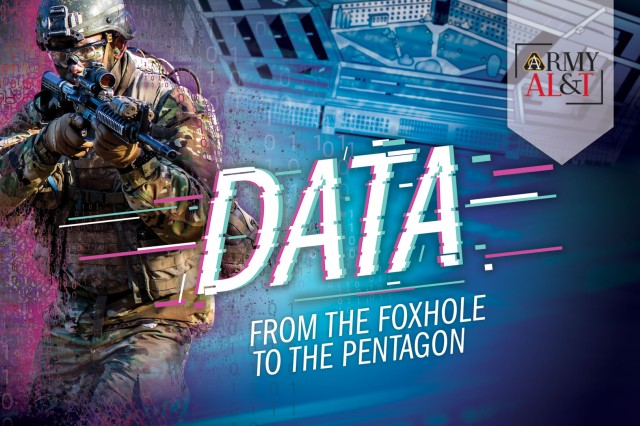 Managing data holistically from the foxhole to the Pentagon enables better decision-making.