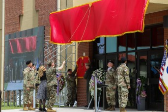 Simulation Center opens in memory of former Eighth Army Commander