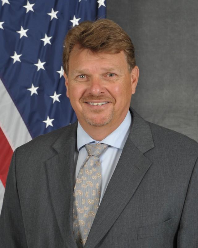 Mr. Craig Larsen, Deputy Garrison Commander - Interim