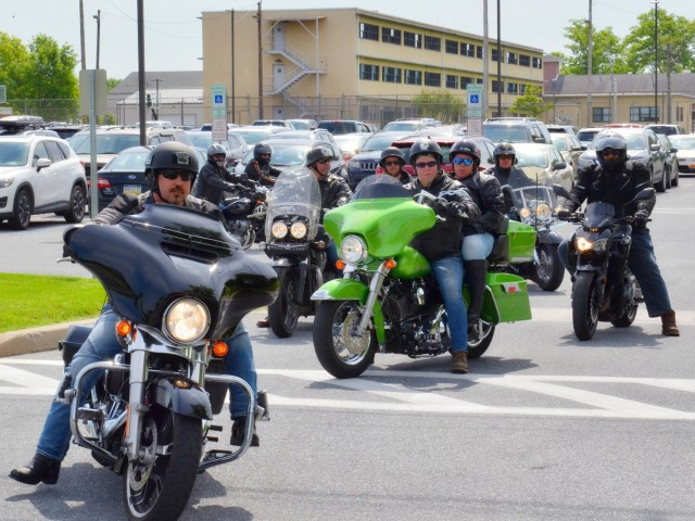 New Cumberland motorcyclists take path to safety
