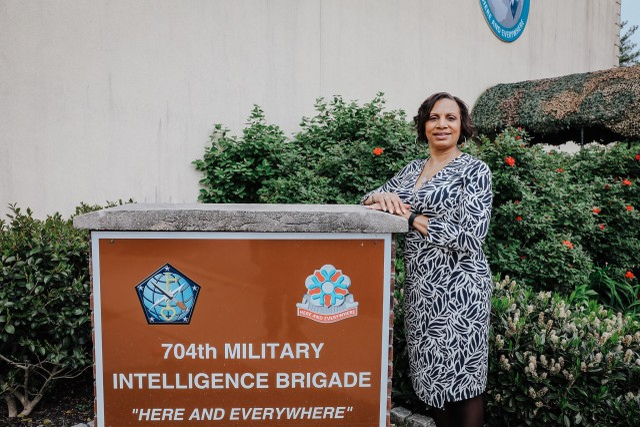 704th MI Brigade Secretary reflects on lifetime of Army service