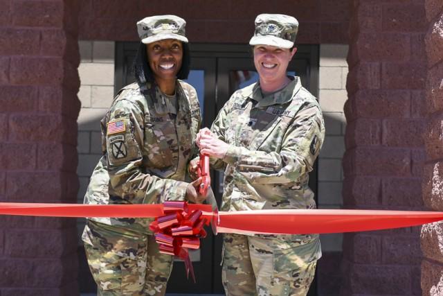 USASA Camp Roberts cuts ribbon to new headquarters
