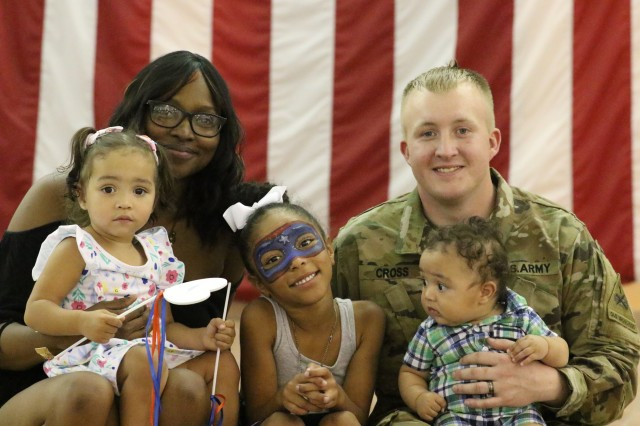 Soldier Family Readiness Groups