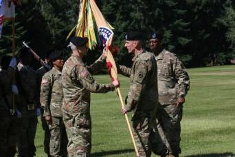 593rd ESC welcomes new commander