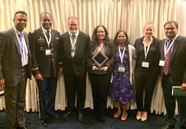 USAMMA earns FedHealth IT Innovation Award