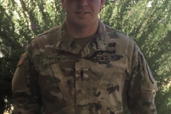 Soldier faces former unit at National Training Center