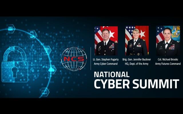 Army leaders discuss information warfare, modernization at Huntsville summit